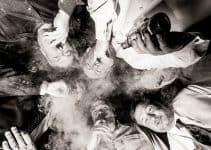Smoking gamens