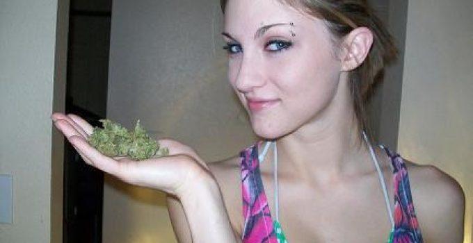 hot weed girl