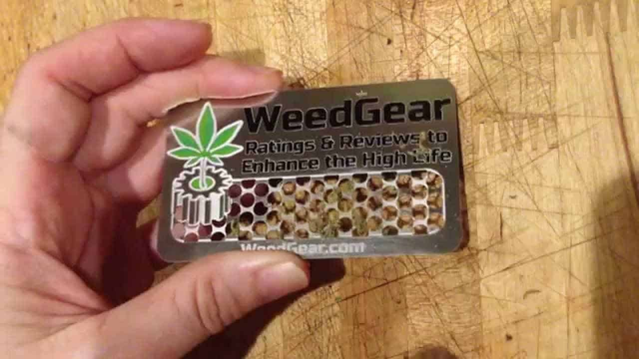 bud grater weed grinder