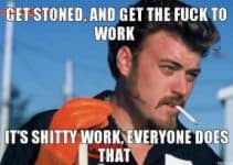 jobs for a stoner
