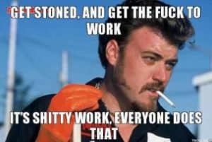 The Top 9 Jobs For A Stoner