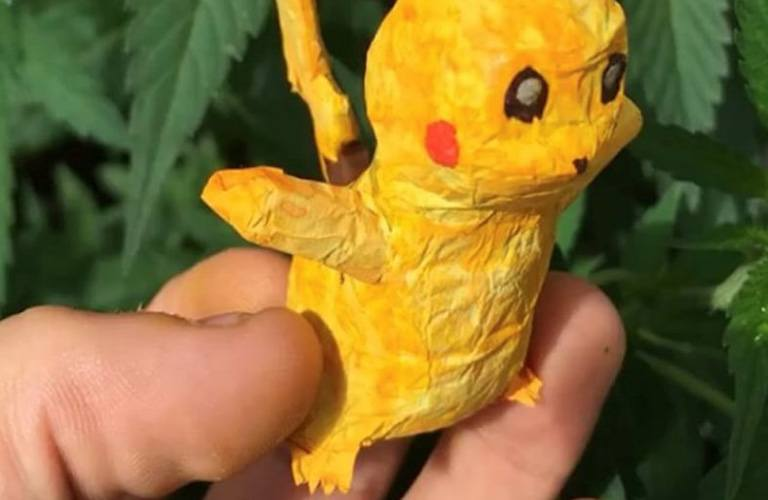 picachu joint