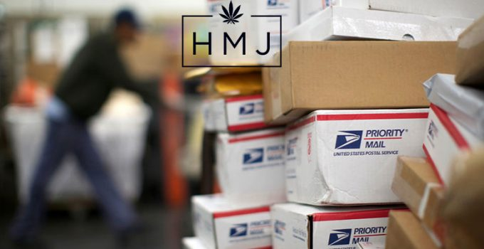 send marijuana by mail