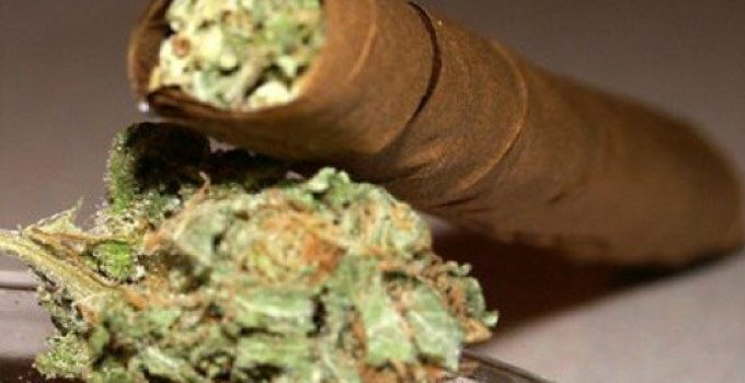 weed blunt