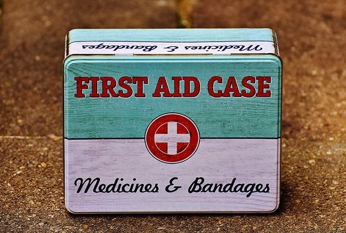 Cannabis First Aid