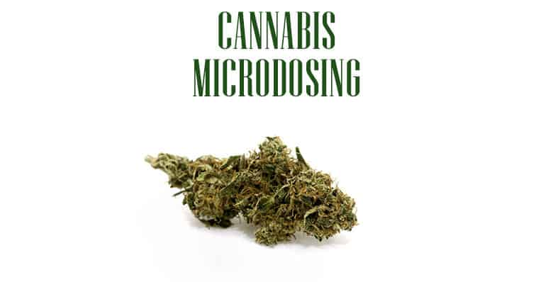 What Is Cannabis Microdosing & Does It Work?