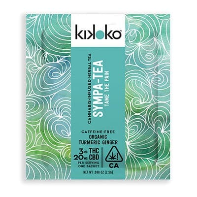 Kikoko cannabis Tea