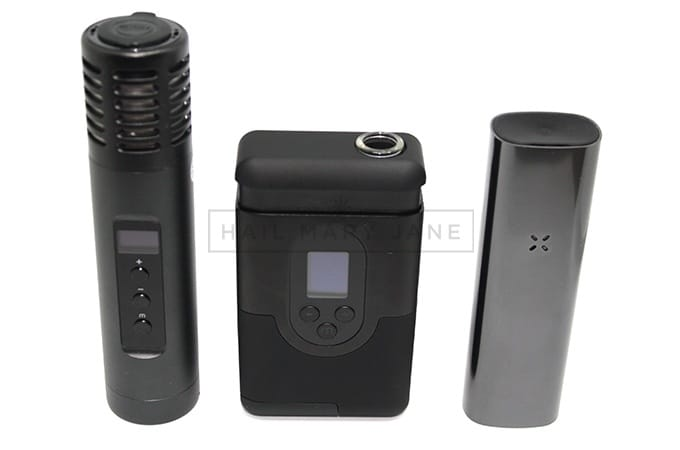 Arizer Argo Comparison