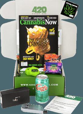 Weed Boxes 420 Goddybox