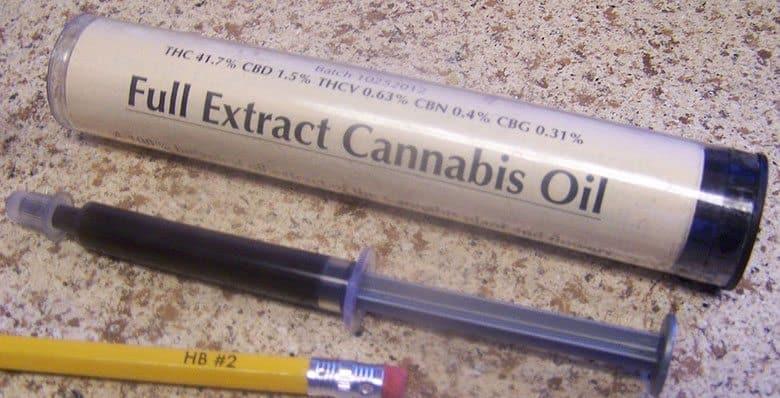 cannabis extract
