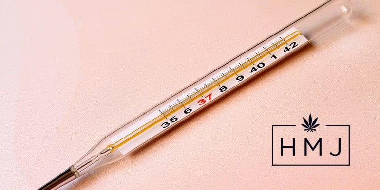 optimal temperature vape pen