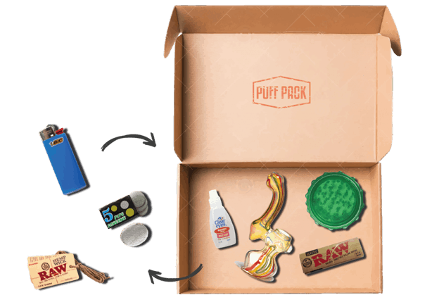 The Puff Pack Review