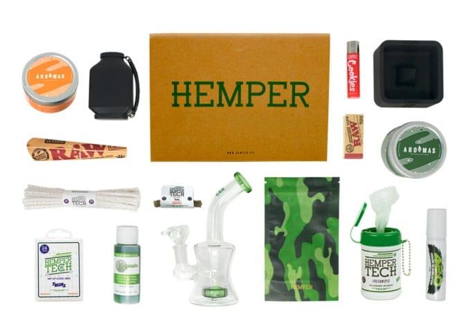 Hemper Box Review