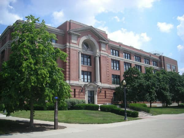Ohio State University Law School's Marijuana