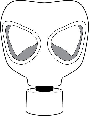 homemade gas mask bong
