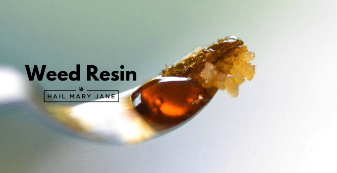 weed resin