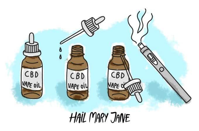 Best CBD Vape Oils