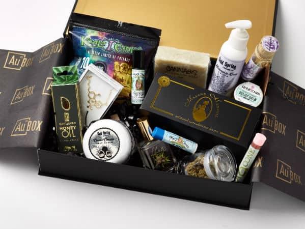 au box the beauty box