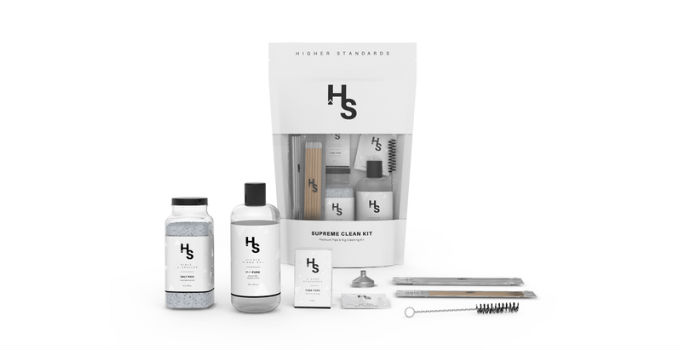 higher standards clean kit 420 gifts