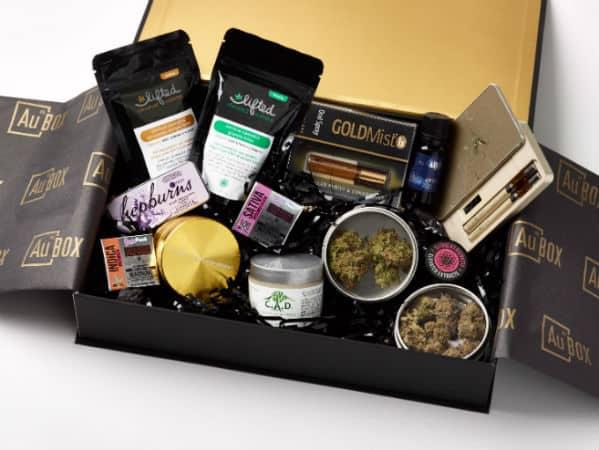 the sampler box