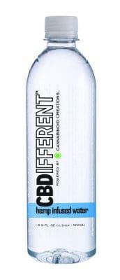 CBDifferent Hemp Water
