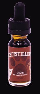 CBDistillery Oil Dog