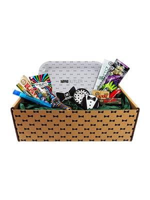 Hippie Buttler Box