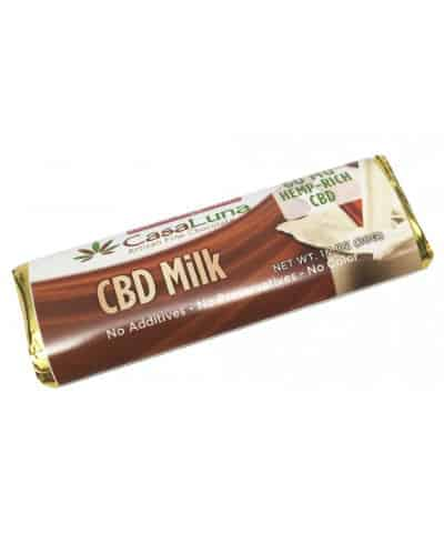 Ingredients for health CBD chocolate