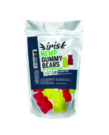 Ingredients for health gummy bears