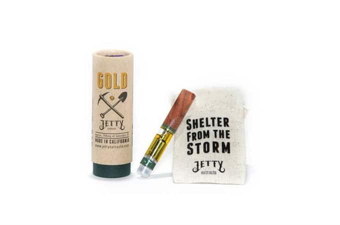Jetty THC Cartridges