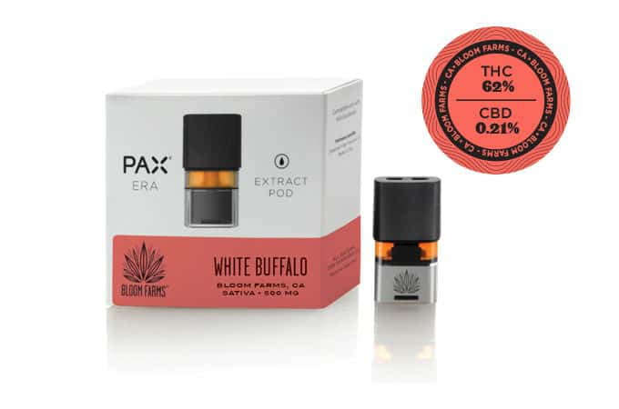 White Buffalo Pax Era Pods