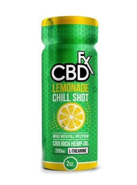 cbd fx lemonade