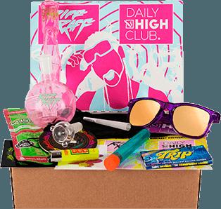 daily high club box