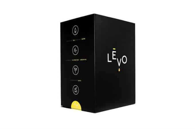 Unboxing levo oil infuser