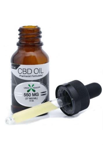 cbd oil for sleep green roads