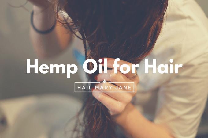 Hair Hemp Oil