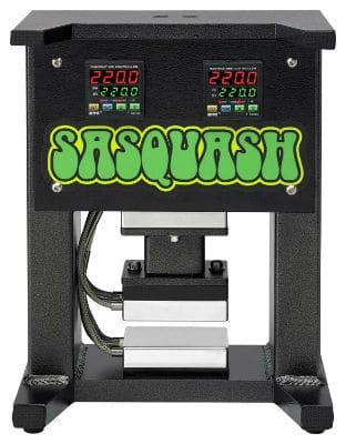 Sasquash Rosin Press HalfSquash