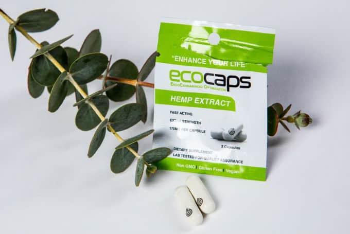 cbd drip capsules