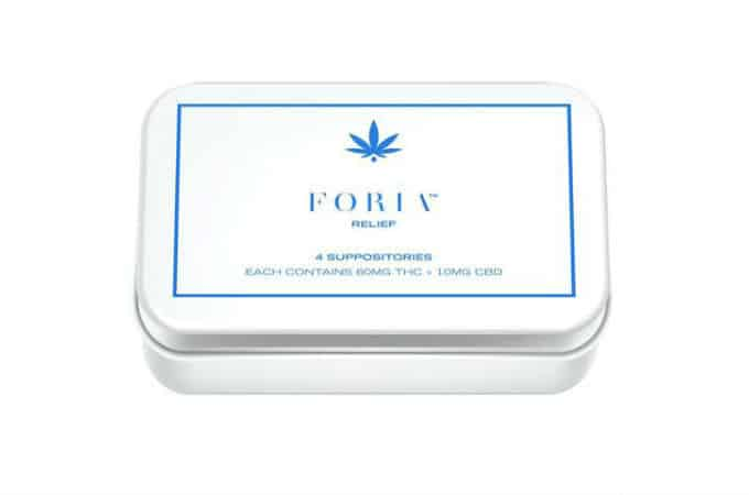foria tampons cannabis