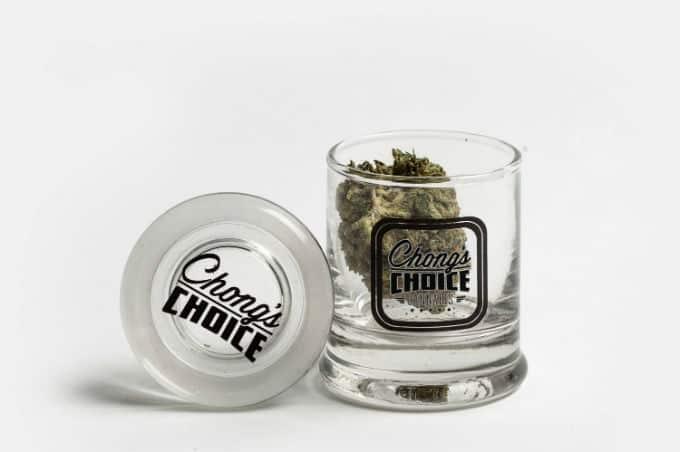 Chongs Choice Jar