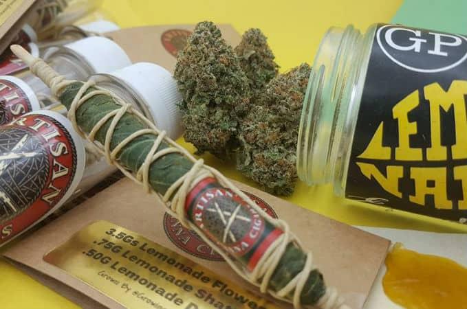 artisan cannabis cigars