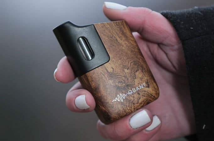 size and design quant vaporizer