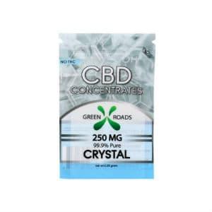 cbd isolate greenroads