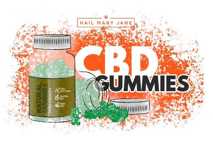 Best CBD Gummies Review 2019 - Hail Mary Jane ®