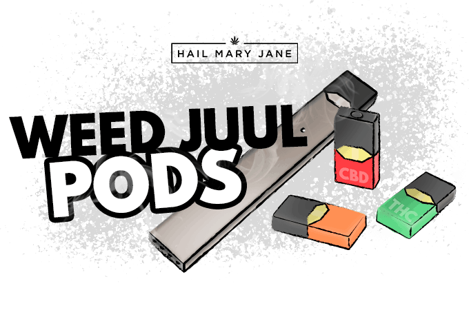weed juul pods