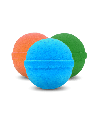 cbd bath bomb multi-pack