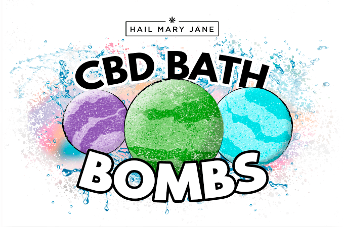 Best Cbd Bath Bombs And What You Need To Know About Them Hail Mary
