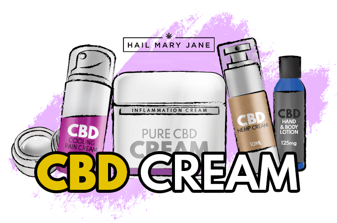CBD Cream: All You Need To Know - Hail Mary Jane ®