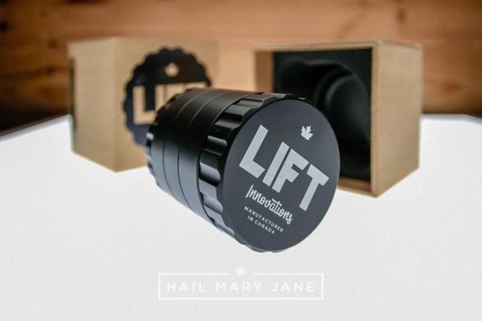 lift grinder unboxing