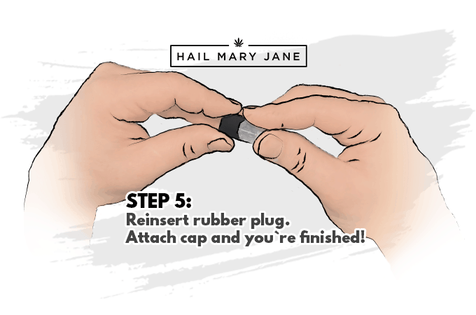 step 5 refill pods